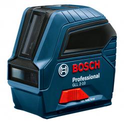 Лазерный нивелир BOSCH GLL 2-10 carton